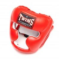 Шлем боксерский Twins HGL-3 Red - L