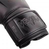 Перчатки боксерские Venum Giant 3.0 Black/Black Nappa Leather