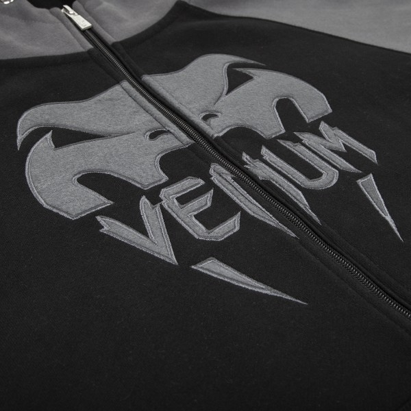 Толстовка Venum Pro Team 2.0 Hoody - Black/Grey