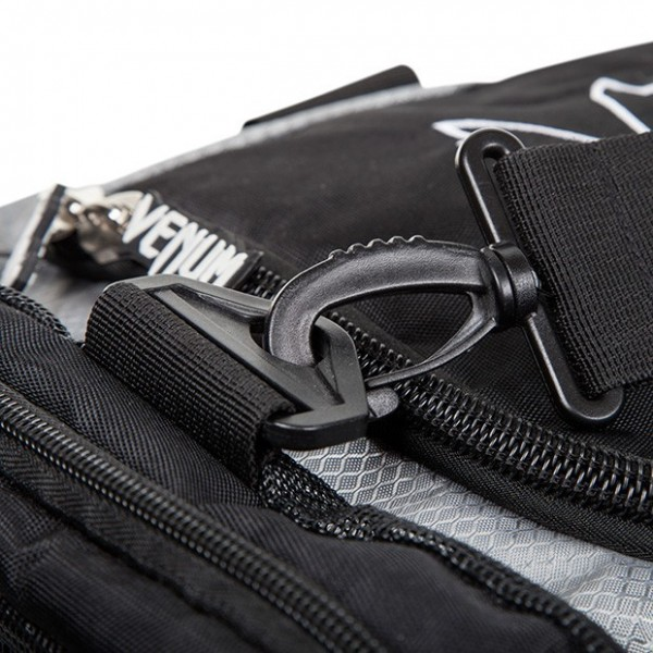 Сумка Venum Trainer Lite Sport Bag - Black/Grey