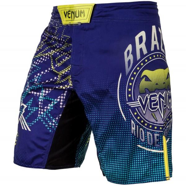 Шорты ММА Venum Carioca 4.0 Navy Blue