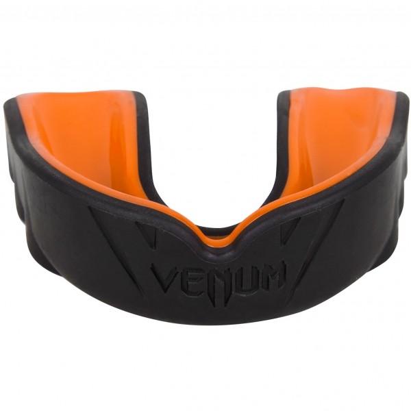 Капа боксерская Venum Challenger Mouthguard - Black/Orange