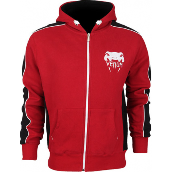 Толстовка Venum Elite Hoody Red