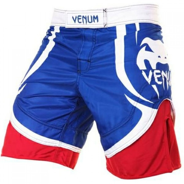 Шорты ММА Venum Electron 2.0 Blue/Red