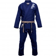 Кимоно для бжж Venum Contender 2.0 Navy Blue A1