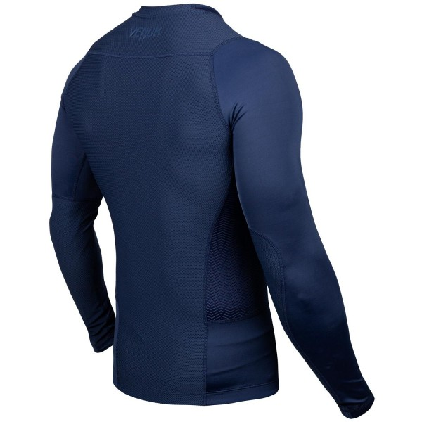 Рашгард Venum G-Fit Navy Blue L/S