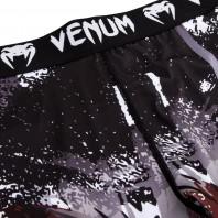 Компрессионные штаны Venum Gorilla Black