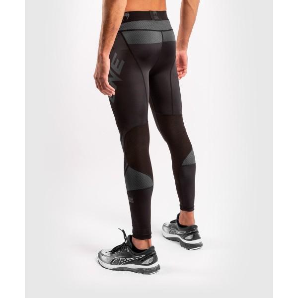Компрессионные штаны Venum ONE FC Impact Black/Black