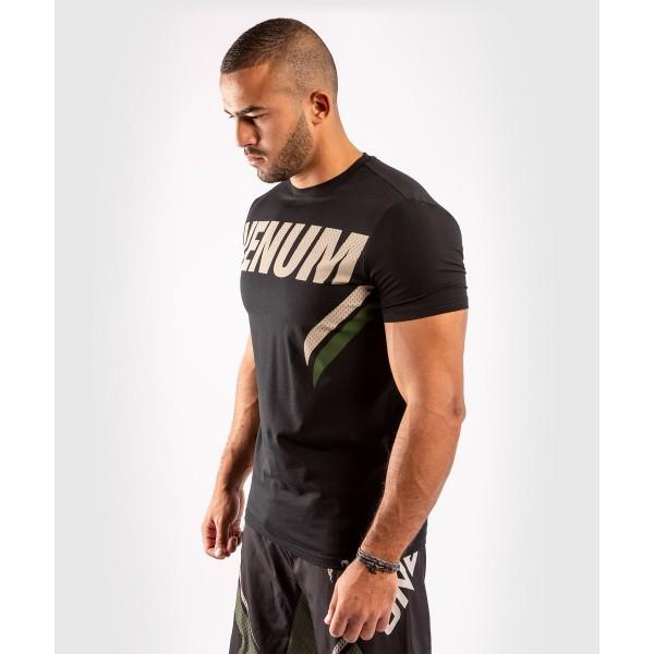 Футболка Venum ONE FC Impact Black/Khaki