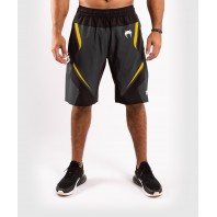 Шорты Venum ONE FC Impact Grey/Yellow