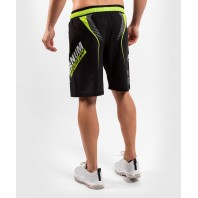 Шорты Venum Training camp 3.0 Black/Neo Yellow