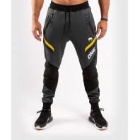 Брюки спортивные Venum ONE FC Impact Grey/Yellow