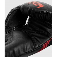 Перчатки боксерские Venum Impact Black/Red