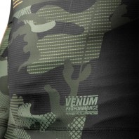 Рашгард Venum Tactical Forest Camo/Black L/S