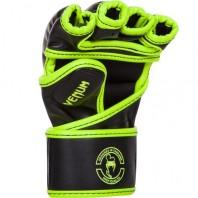 Перчатки ММА Venum Challenger Neo Yellow/Black