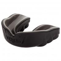 Капа боксерская Venum Challenger Black/Black