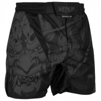 Шорты ММА Venum Devil Black/Black