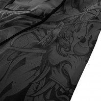 Компрессионные шорты Venum Devil Black/Black