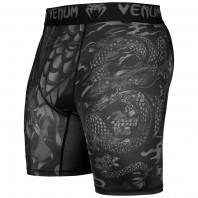 Компрессионные шорты Venum Dragon's Flight Black/Black