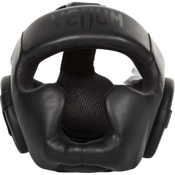 Шлем боксерский Venum Challenger 2.0 - Neo Black