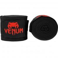 Бинты боксерские Venum Kontact 2,5m Black/Red
