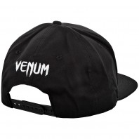 Бейсболка Venum Classic Black/White