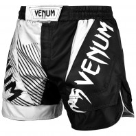 Шорты ММА Venum NoGi 2.0 Black/White