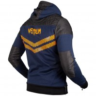 Толстовка Venum Laser 2.0 Blue Heather Grey