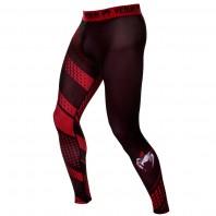 Компрессионные штаны Venum Rapid Black/Red