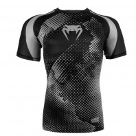 Рашгард Venum Technical Black/Grey S/S