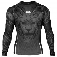 Рашгард Venum Bloody Roar Black/Grey L/S