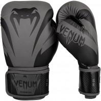 Перчатки боксерские Venum Impact Black/Black