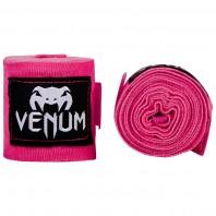 Бинты боксерские Venum Kontact 2,5 m Neo Pink