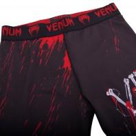 Компрессионные штаны Venum Pirate 3.0 Black/Red