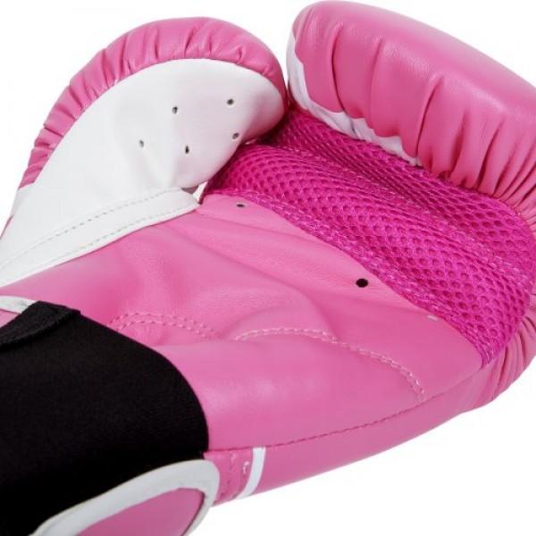 Перчатки боксерские женские Venum Challenger Pink