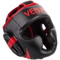 Шлем боксерский Venum Challenger 2.0 Neo Black/Red