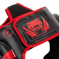 Шлем боксерский Venum Challenger 2.0 Neo Black/Red