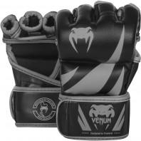 Перчатки ММА Venum Challenger Neo Black/Grey