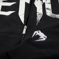 Толстовка Venum Undisputed Black White Logo