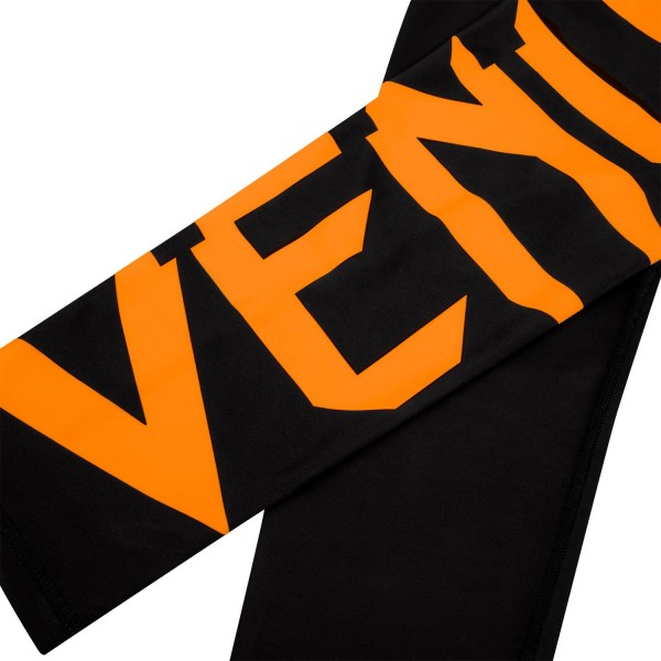 Леггинсы Venum Giant Black/Coral