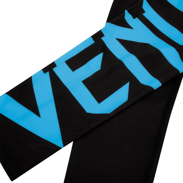 Леггинсы Venum Giant Black/cyan