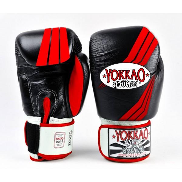 Перчатки боксерские Yokkao YBG-Terminator