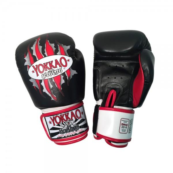 Перчатки боксерские Yokkao YBG-Tiger