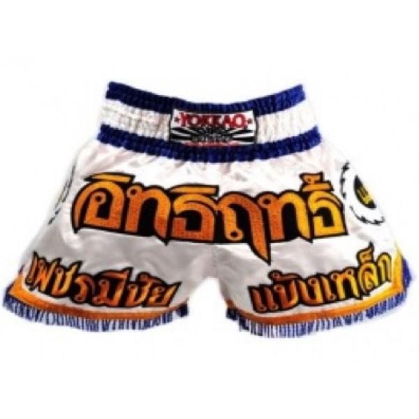 Шорты тайские Yokkao TYBS-004