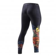 Компрессионные штаны ZRCE JSK215
