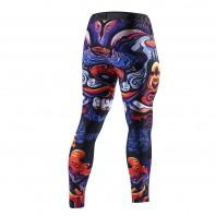 Компрессионные штаны ZRCE JSK222