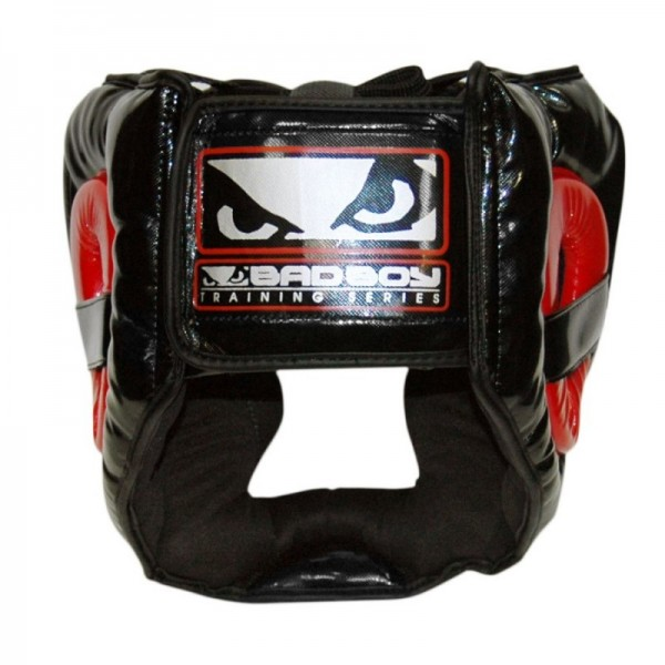 Шлем боксерский Bad Boy Training Series Head Guard