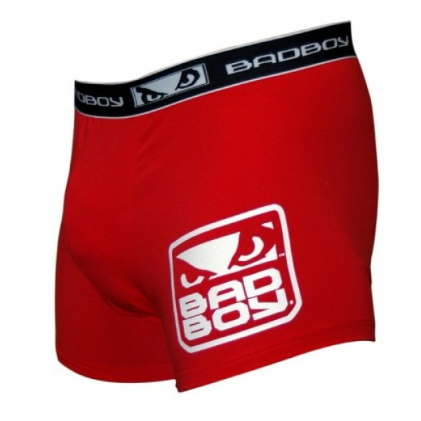 Трусы Bad Boy Contender Boxer Red