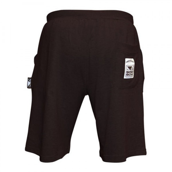 Шорты ММА Bad Boy Cotton Shorts Black