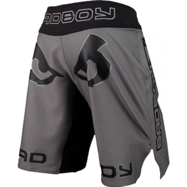 Шорты ММА Bad Boy Legacy Grey/Black